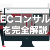 ECコンサルタントを完全解説【業務内容は?料金相場は?どの会社を選べばいい?】
